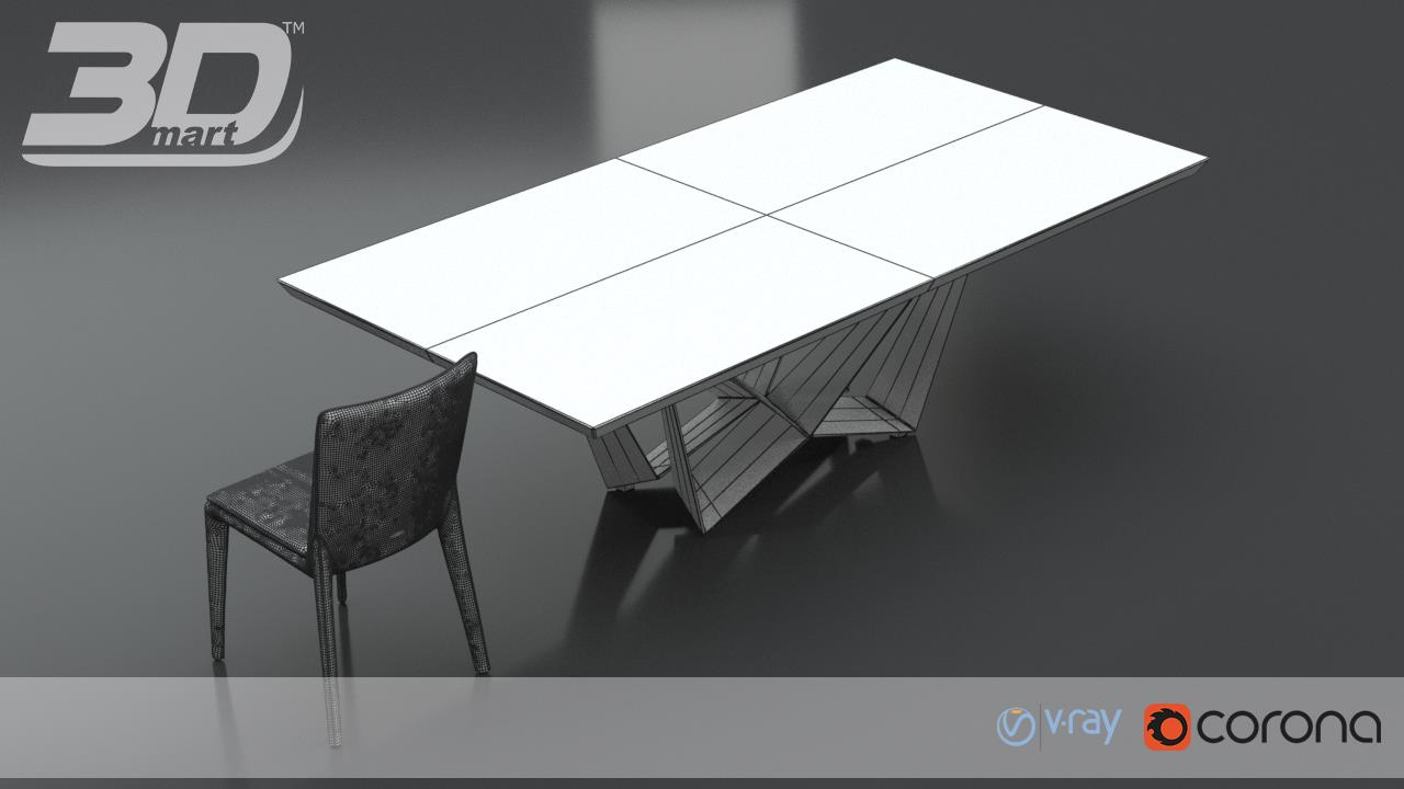 Astounding Yestin Table With Chair Cgi Fans Gmtry Best Dining Table And Chair Ideas Images Gmtryco